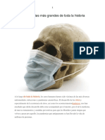 Las 5 Pandemias Más Grandes de Toda La Historia