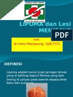 LIPOMa 1 Dan Lesi Meniskus FINAL