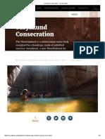 Suryakund Consecration - The Isha Blog