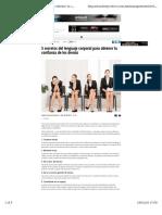 5consejos empleo