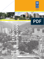Estudio de Perfiles Ocupacionales Para El Sector de La Construccion en La Ciudad de Ibague