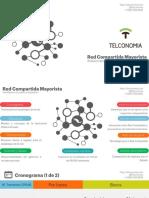 Análisis comparativo de las bases de la Red Compartida