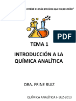 Tema 1 Introduccion a La Quimica Analiti