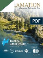 The Truckee River Basin Study