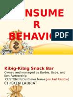 Ph2e Consumer Behavior