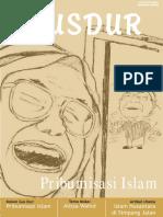 Majalah Santri Gusdur Edisi 1 (Pribumisasi Islam)