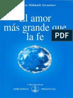 Aivanhov - Amor Mas Grande