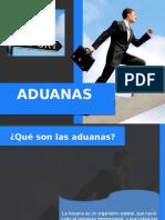 Aduana Diapositiva