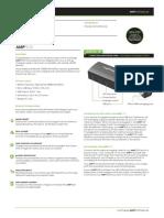 AmpPlus Instruction Manual