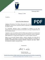 UNITES STEEL WORKERS - USA Libertad Huber Ballesteros