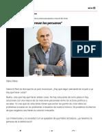 """""""Al Estado No Le Interesan Los Peruanos"""" _ Noticias Del Perú _ LaRepublica"""
