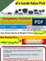 Symphony Comfort Systems Ltd (517385) - HBJ Capital's Inside Value Pick for Feb 2010