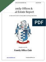Family Office Real Estate (Juli 2015)