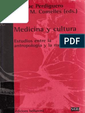 45272843 Medicina Y Cultura Antropologia Medicina