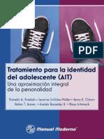 Tratamiento Para La Identidad Del Adolescente AI