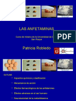 Las Anfetaminas