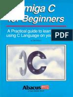 Amiga C for Beginners