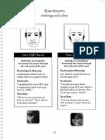 Face Reading - Ear