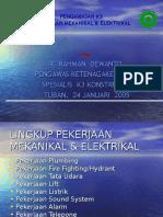 3.K3MEKANIK&ELEKTRIK
