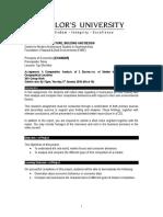 ecn30205 economics assignment - sept 2015 intake  1