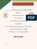 Paiimcc Brochure
