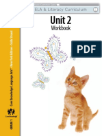 Grade 1 Language Arts Skill Set 2 Workbook