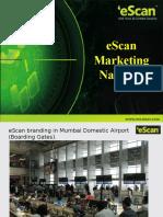 eScan Branding Activities In India