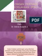 P3K tampil