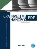 CRA Investment Handbook
