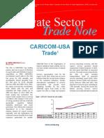 CRNM - Private Sector Trade Note - Vol 7 2009