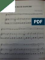Blaue Donau1 Klavierbegleitung
