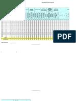 Form Baseline Posyandu 2013 New