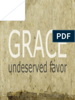 The Five Dimensions of Grace
