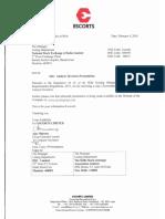 Analyst / Investors Presentation [Company Update]