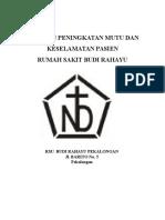 contoh pedoman PMKP tlogorejo.doc