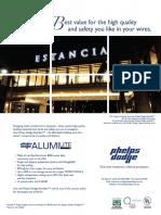 Alumilite Flyer