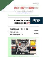 Manual de la bomba de incendios CONTRAINSA