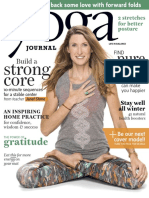 Yoga Journal - November 2015