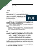 Civil Procedure Case Rule 3 Section 16