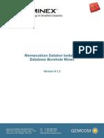 Minex database