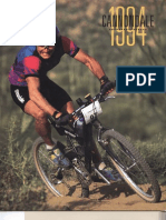1994 Cannondale Bicycle Catalog