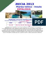 Kefalonia 2013