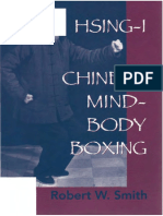 [Robert Smith] Hsing-I Chinese Mind-Body Boxing