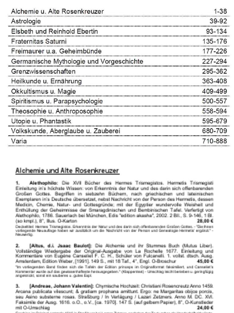 Antike Und Mittelalterliche Bücher Der Metaphysik Und Zauberei ...