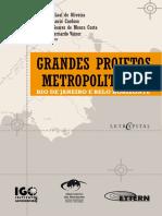 projetos metropolitanos