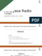 Prediction Method