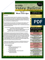 Parent Bulletin Issue 21 SY1516