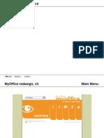 MyOffice redesign, v3
