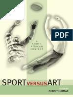 Sport versus Art
