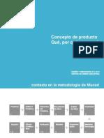 3_Concepto de producto_Qué, Porqué, Para qué